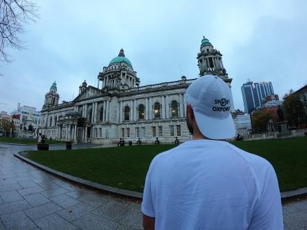 Belfast run to City Hall
