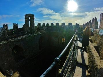Top of Blaerney Castle